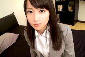 【シロウトTV】大島美緒 アフター5にお小遣い稼ぎ。美人OLのハメ撮りの画像です