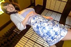 清城ゆき 清楚な人妻と温泉旅館でしっぽり不倫SEX