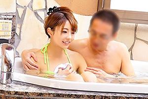 【盗撮】上司と二人っきりで混浴した美人OLが中出しまでされる…