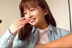 新山沙弥「すっぴん恥ずかしい…」男性宅で極太チンコをハメられる!