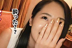 【朝までハシゴ酒】恵比寿駅で終電逃した化粧品会社の美巨乳OL(21)をお持ち帰りしたSEX動画