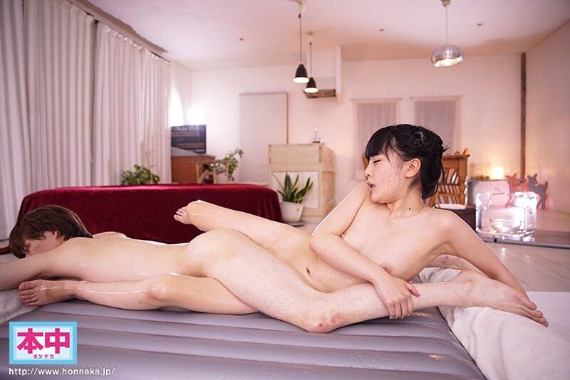 葵うた 美少女ソープ嬢マットプレイの天才AVデビュー