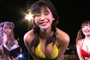 女だらけの水泳大会に出てたGカップグラドル小倉優香エッッッッッッッ