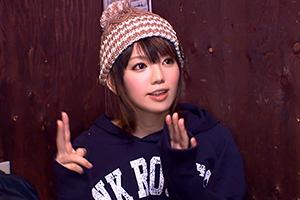 【希美まゆ】ほろ酔いになった圧倒的美少女が居酒屋でガチSEX!