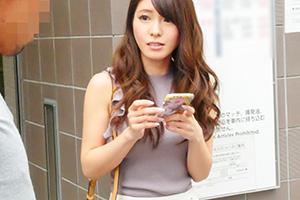 【MAAN-san】初の逆ナンに挑戦する東北美女(25)の中出しSEX動画