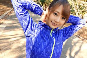 【ナンパTV】ファッションチェックと称して騙したマラソン女子(Cカップ)とハメ撮りSEXm