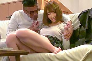 【盗撮】相席居酒屋でナンパした巨乳素人妻を連れ込みガチ中出し!