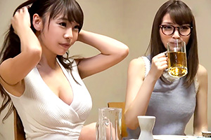 【素人ナンパ】お酒の力と過激なスキンシップでフェロモン全開のママさん達を口説き落とす!