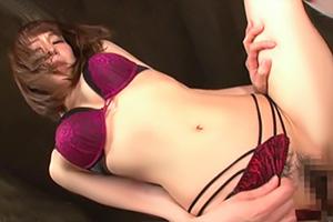 鈴村あいり 「ぶっといチンポ欲しいよ…」隠語で責めるシャイな美少女