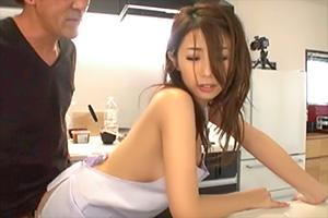 【篠田あゆみ】巨乳熟女と朝から晩まで中出しセックス!