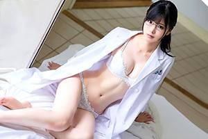 遠野あかり 患者の性器を見て興奮するむっつりスケべな人妻女医