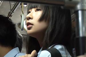 バスで見かけた前髪ぱっつんJKを全身舐め廻して犯す鬼畜強姦魔!
