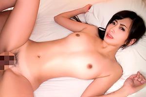 【個人撮影】長身モデル体型の女子大生の愛液が滴る濃密セックス