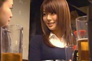 【春咲あずみ】彼氏にドタキャンされた泥酔美女をお持ち帰り!
