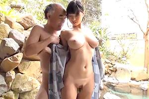桐谷まつり Hカップの美少女の身体を貪り尽くす温泉旅行