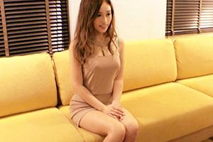 【ラグジュTV】セクシーワンピが可愛い下着メーカーの美尻美人社員(Eカップ)のSEX動画
