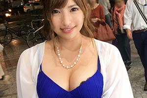 【ナンパTV】結婚式の2次会帰りの美人巨乳OL(Dカップ)をお持ち帰りしたSEX動画