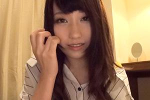 【素人】高めのアニメ声が可愛い美人居酒屋店員(20)とのSEX動画