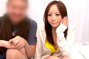 【マジックミラー号】水着が似合う夏美人を彼氏に内緒で寝取る!
