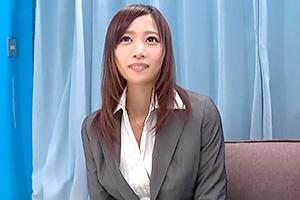 【マジックミラー号】職場には内緒で。憧れの女上司ありささんと禁断のSEX!