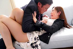 佐々木あき 人妻奴隷。夫の会社の同僚にレイプされる一部始終