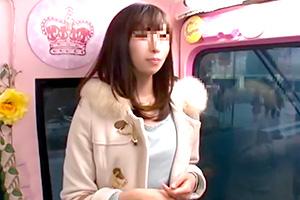 【マジックミラー号】37歳の白金セレブ妻をナンパ!
