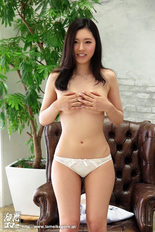川北りな 神戸に住む30歳の桃尻スレンダー人妻