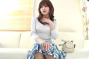 【素人】素朴な人妻と獣のようにひたすらSEX
