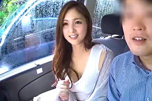 【素人ナンパ】温泉に遊びに来た夫婦のスワッピングSEXを隠し撮り!