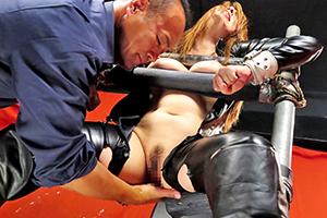 風間ゆみ 美人で爆乳な潜入捜査官が敵組織に捕まり徹底的な拷問を受ける・・・