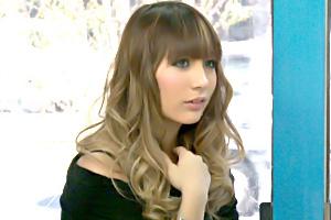 【マジックミラー号】渋谷のギャル女子大生が無料エステと騙されて…