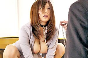 麻美ゆま 巨乳で美人な秘書を「飼っている」社長の日常