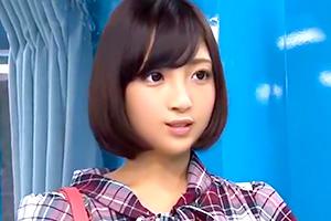 【マジックミラー号】女子アナに内定が決まった女子大生に赤面試練!