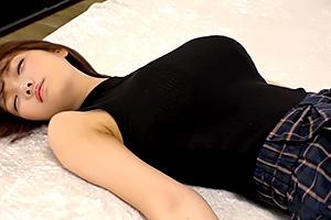 菊川みつ葉 催眠術で眠らせた美女とトランス大絶頂セックス