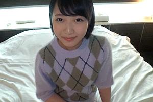 【シロウトTV】18歳の童顔巨乳専門学生のSEX動画