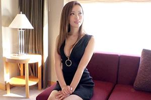 【ラグジュTV】某有名下着メーカー美人社員(Eカップ)の目隠し3Pセックス動画