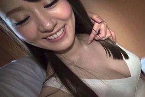 【立花瑠莉】高級シャンプーのCMに出てきそうなモデル級女がハメ撮りベテラン男優と・・