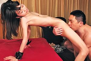【星咲せいら】少女の華奢すぎる体が折れてしまいそうなほどの激ピス!