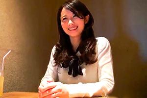 【舞ワイフ】和久井希。ミスコンで優勝した経験ありの美人妻と不倫SEX