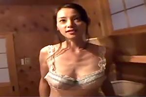 【個人撮影】大塚寧々似の熟女と山奥の温泉宿へ