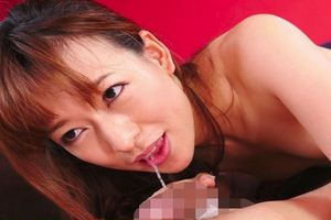 【徳島えり】のフェラ特化作品、無料w元女子アナが巨根というマイクを・・