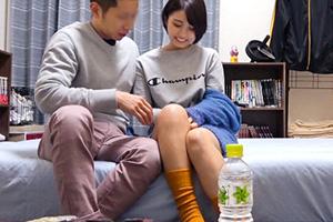 【盗撮】就活中に凄腕ナンパ師に捕まった美人女子大生(21)とのSEX動画