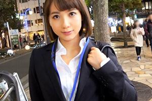 【ナンパTV】「イクっイク」連発の仕事帰りの清楚な美人OL(29)との中出しSEX動画