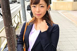 【ナンパTV】品川駅でナンパした仕事中の美人OL(32)との中出しSEX動画