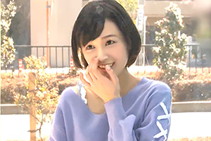 【マジックミラー号】看護学生が生マンコでザーメン素股発射!