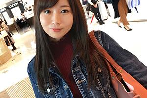 【ナンパTV】新宿でナンパした日本一エロい人が多い「京都府民」の美人美容部員(21)とのSEX動画
