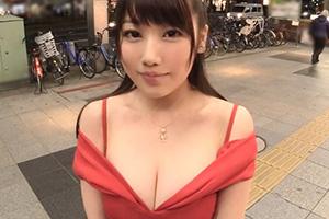 【素人ナンパ】国宝級Gカップの爆乳美人OL(22)とのSEX動画