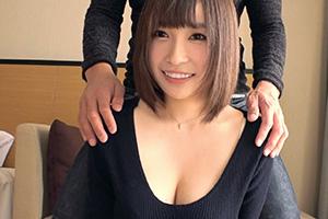 【シロウトTV】エッチな深夜番組でタレント活動中の爆乳美少女(19)のSEX動画