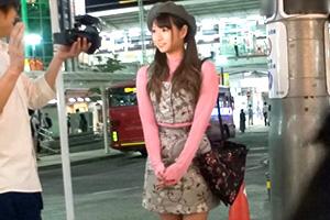 【ナンパTV】自由が丘でナンパした超名器の美人女子大生(19、Dカップ)とのSEX動画