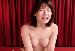 【菊川みつ葉】感じてる顔がいやらしい!絶叫しながらイキまくる女の子ww